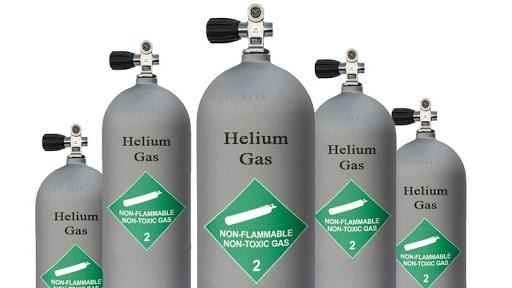 گاز هلیوم چیست و چگونه تولید می شود ؟