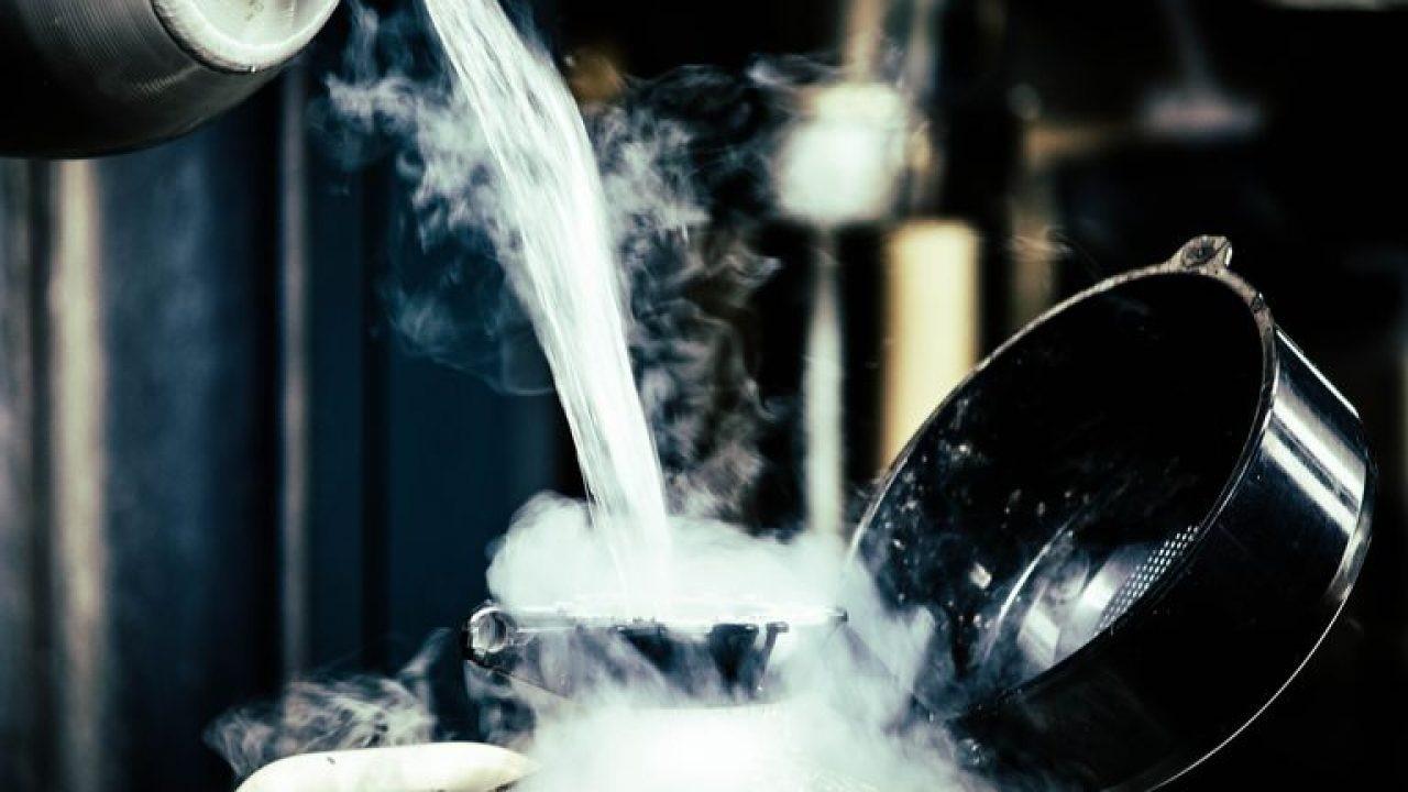 مخزن نیتروژن مایع چیست؟
