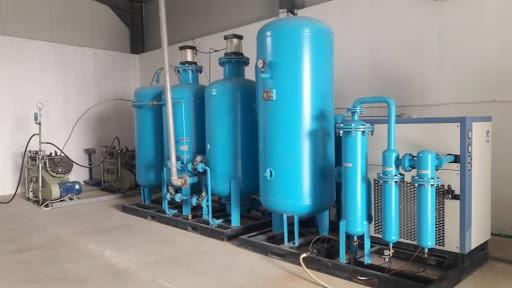 مخازن سرد برای نگهداری نیتروژن مایع