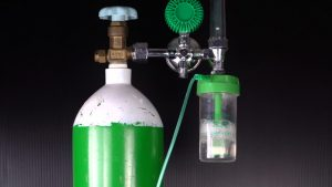 کپسول 40 لیتری اکسیژن