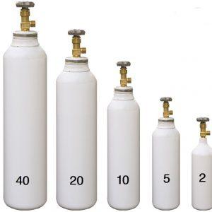 کپسول گاز 2 لیتری