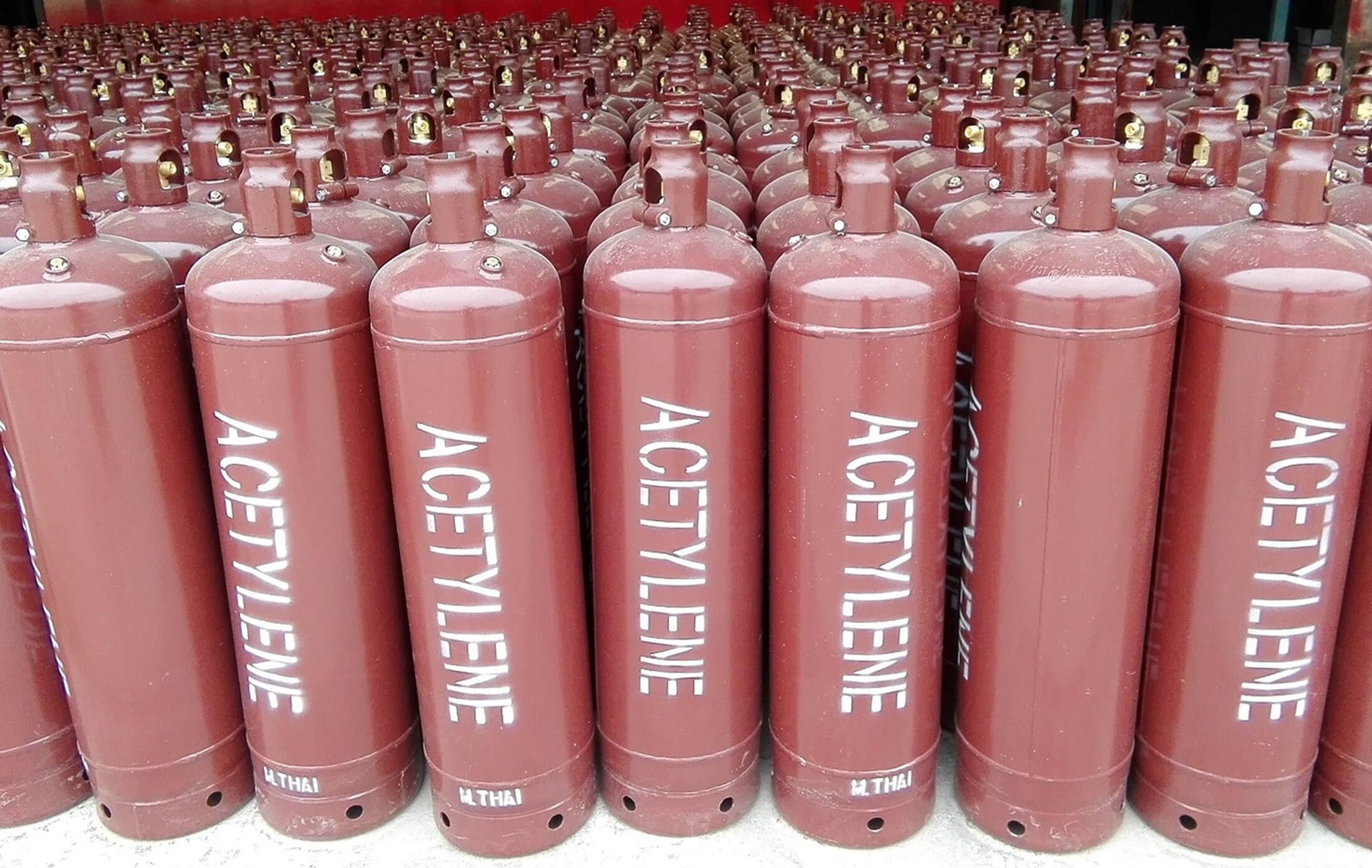گاز استیلن در چه مواردی کاربرد دارد؟