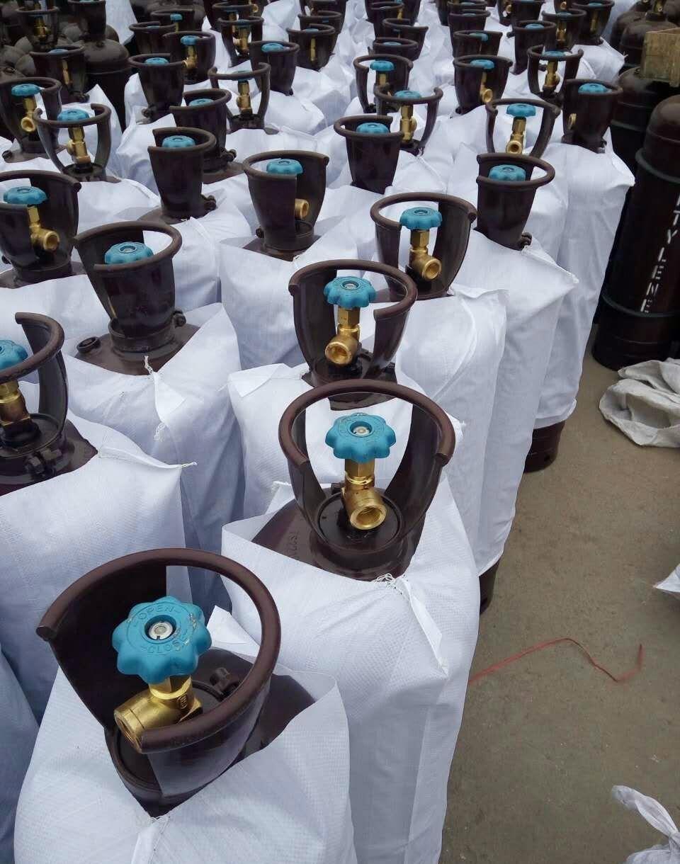 ادامه دستورالعمل های حفاظتی و اطلاعات ایمنی استفاده از کپسول گاز استیلن: