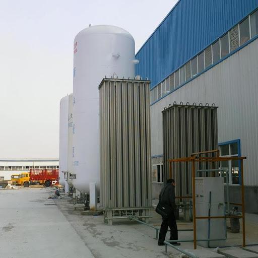 ذخیره سازی گاز آرگون به چه صورت انجام می شود؟