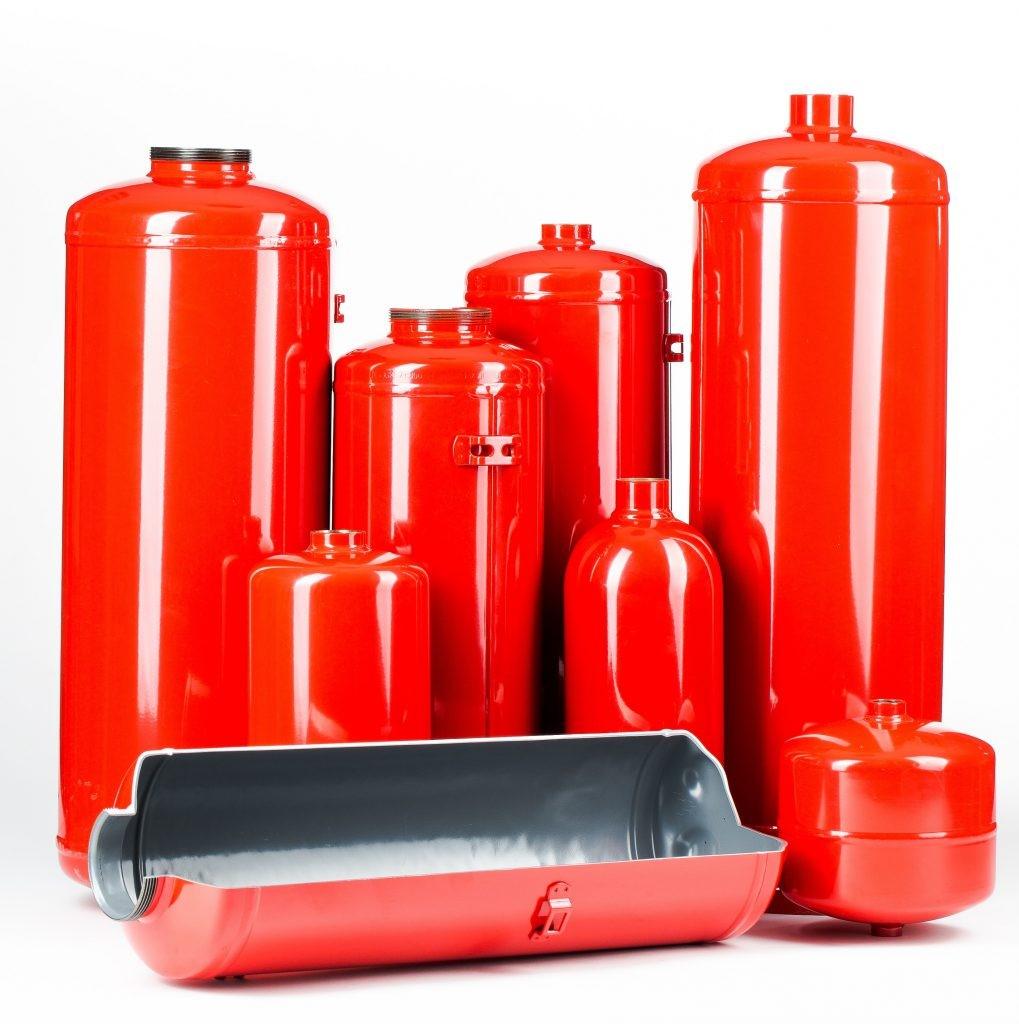 گاز هایی که در این موارد استفاده می شوند، به دو دسته قابل تقسیم هستند: