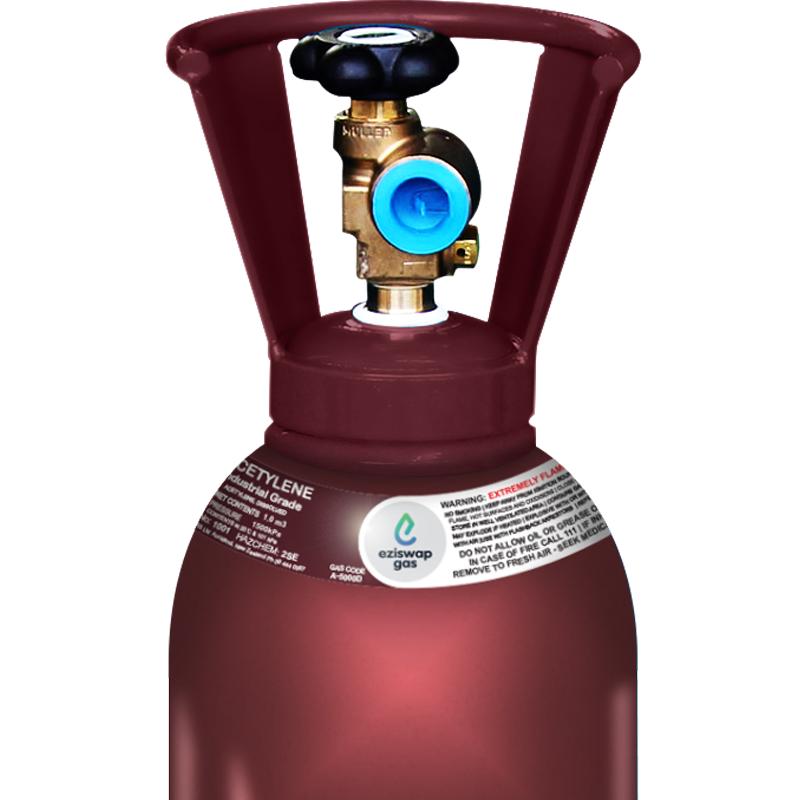 دستورالعمل های حفاظتی و اطلاعات ایمنی استفاده از کپسول گاز استیلن: