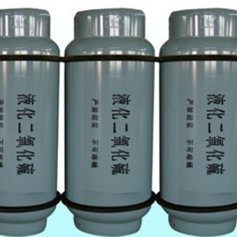 روش آزمایشگاهی برای تهیه گاز SO2
