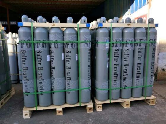 اگر از یک گاز SF6 ناخالص و بی کیفیت استفاده کنید