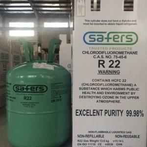 قیمت گاز r22