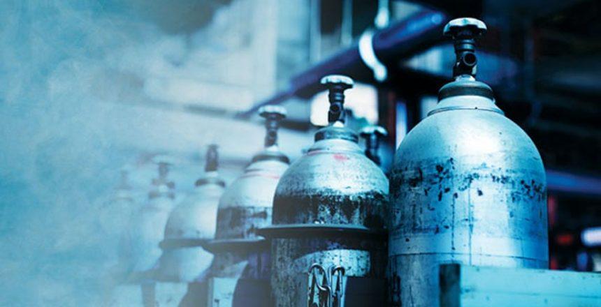 خرید گاز آرگون
